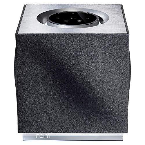 Naim Mu-so Qb 300W Gris Altavoz - Altavoces (De 3,5 vías, 1.0 Canales, Inalámbrico y alámbrico, 3.5mm/USB/Bluetooth, 300 W, Gris)