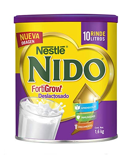 leche nido de bebe fabricante Nido