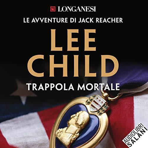 Trappola mortale audiobook cover art