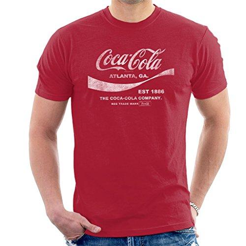 Coca-Cola Drink 1886 Men's T-Shirt