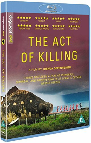The Act of Killing [Blu-ray] [UK Import]