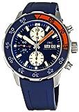 IWC(インターナショナルウォッチカンパニー) インヂュニア クロノグラフ IW376704 ブルー/オレンジ