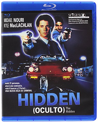 Hidden: Lo oculto 1987 BD The Hidden [Blu-ray]