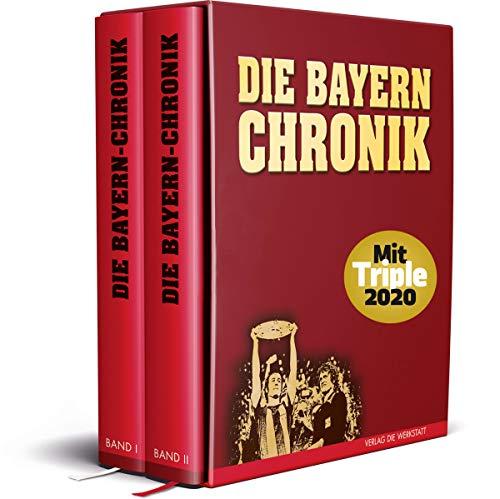 Die Bayern-Chronik: Zwei Bände im Schuber