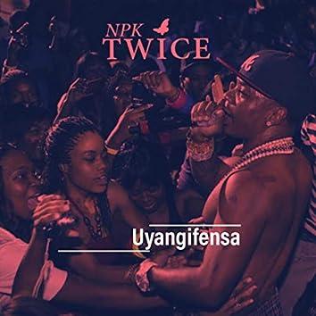 Uyangfensa (feat. Kabza De Small, DJ Maphorisa)