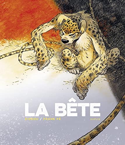 Le Marsupilami de Frank Pé et Zidrou - tome 1 - La Bête (French Edition)