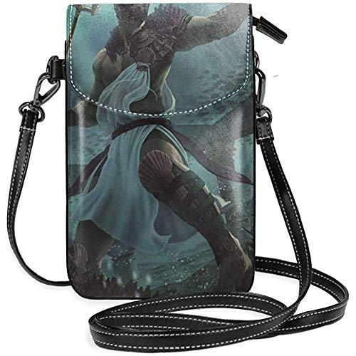 Inner-shop Mitología griega Dios mar Poseidón Lucha