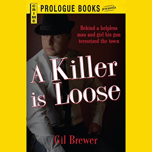 A Killer is Loose audiobook cover art