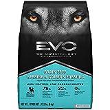 Evo Grain Free Herring & Salmon Formula Adult Dry Dog Food 13.2 Pounds