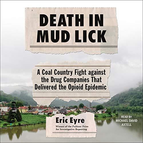 Death in Mud Lick audiobook cover art