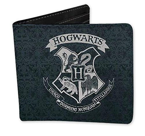Cartera de Escudo de Hogwarts de Harry Potter ABYBAG179.