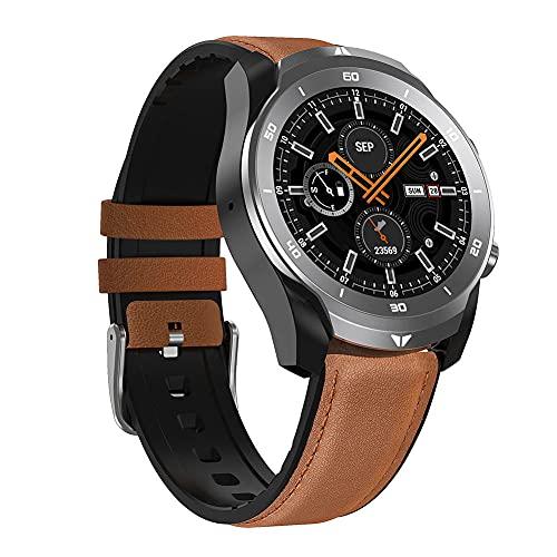 Smart Watch Fitness Tracker con monitor de frecuencia cardíaca Ip67 impermeable rastreador de actividad podómetro monitor de sueño llamada podómetro reloj casual C