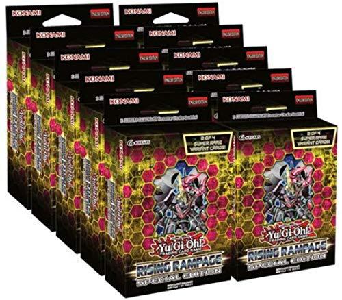 Yugioh Rising Rampage Special Edition SE...