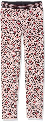 s.Oliver Mädchen 53.908.75.5030 Leggings, Rosa (Light Pink AOP 42a2), 128 (Herstellergröße: 128/REG)