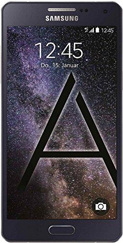 Samsung Galaxy A5 Smartphone (5 Zoll (12,60 cm) Touch-Bildschirm, 16 GB Speicher, Android 4.4) Midnight black