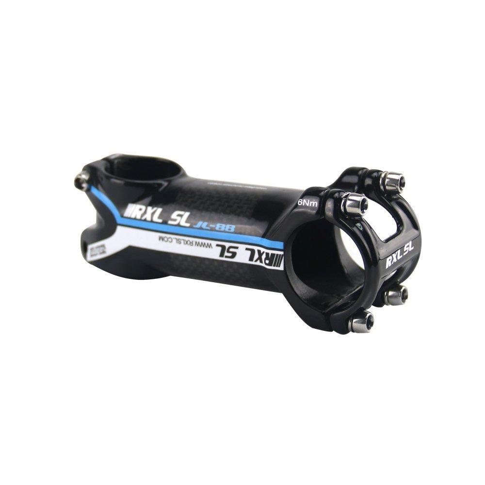 RXL SL potencias Carbono Carretera 31.8mm 3K Brillante Azul ...