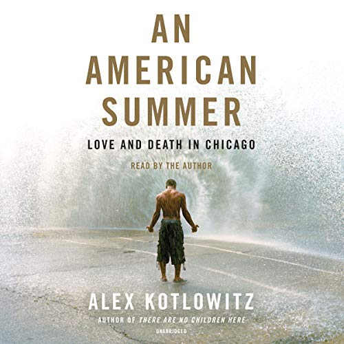 An American Summer  By  cover art