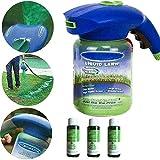 xiaozhifu Pulvérisateur d'herbe de système de pelouse Liquide, système de semis hydraulique pour Jardin