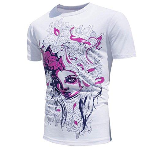 Farbwechsel-T-Shirt