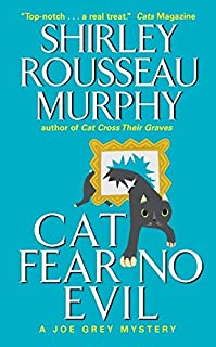 Cat Fear No Evil (Joe Grey Mystery Series)