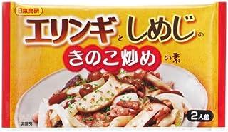 日本食研 エリンギとしめじのきのこ炒め 15g×6個