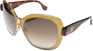 Best balenciaga oversized metal sunglasses Reviews