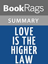 Summary & Study Guide Love Is the Higher Law by David Levithan
