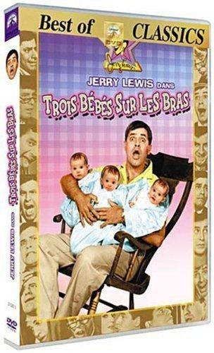 Trois bébés sur les bras Francia DVD