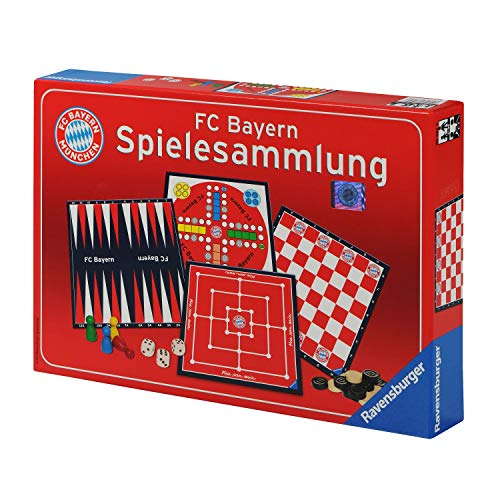 Ravensburger FC Bayern München spelcollectie, bordspel voor fans van FCB