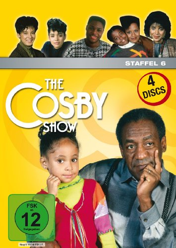Die Bill Cosby Show - Staffel 6 (4 DVDs)