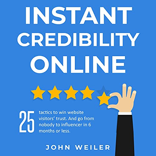 Instant Credibility Online cover art