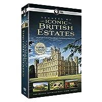 Secrets of Iconic British Estates [DVD] [Import]