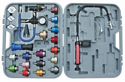 ATD Tools 3301 27-Piece Master Cooling System Pressure Test