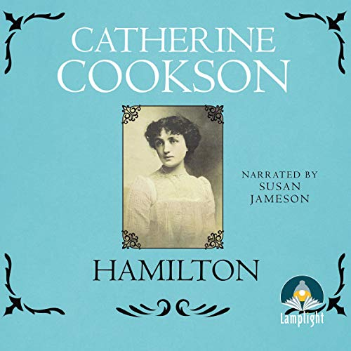Hamilton audiobook cover art