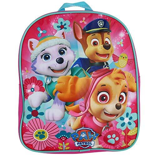 """Nickelodeon Paw Patrol Girl 12"""" Backpack - School Bag"""