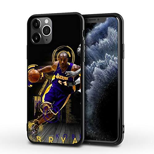 DASHUAI La Caja del Teléfono Móvil Protege El Baloncesto De La Cubierta A Prueba De Golpes De La Carcasa De Plástico del Teléfono,iPhone 11