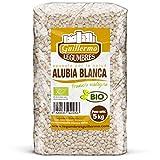 Guillermo Alubia Blanca Judía Ecológica BIO Granel Calidad Extra 5kg