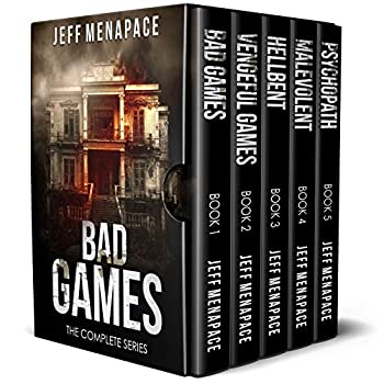 Bad Games  The Complete Series  Books 1-5