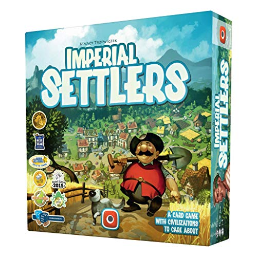 Portal Publishing 340 - Imperial Settlers