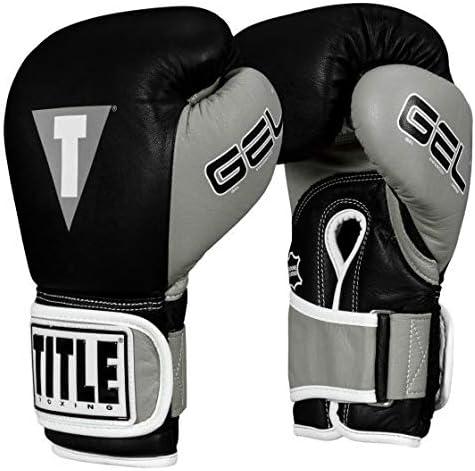 Title Boxing Gel World SALENEW very popular! Gloves V2T Max 85% OFF Bag
