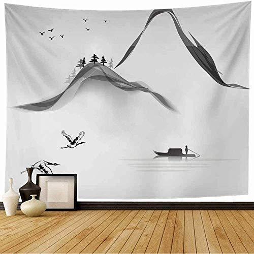 Tapiz de Pared Tapestry Texturas Pintura Pintado Naturaleza Abstracto Colorido Moda Elegante Color Elegante Textura Diseño Wall Hanging 80X60inch