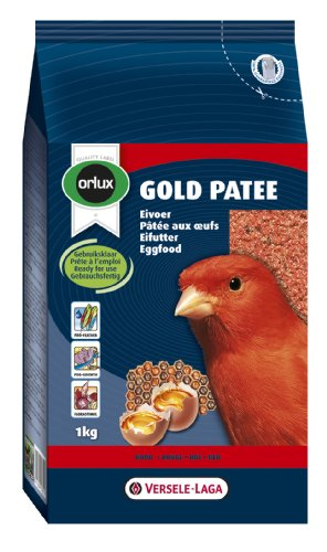 Orlux Gold patee rot 1 kg