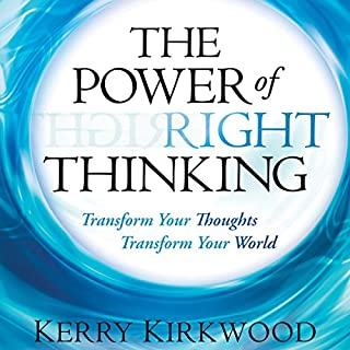 The Power of Right Thinking audiobook cover art