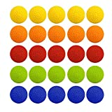 Little Valentine 5 Colors Mixed 100-Round Refill Pack for Nerf Rival