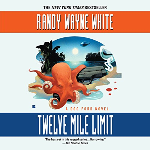 Twelve Mile Limit audiobook cover art