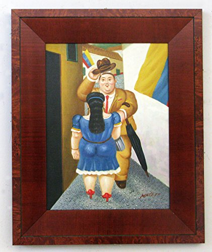 Gefälschte Gemälde Urheberrecht Botero 26