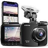 4K Ultrta HD Dash Cam - AZDOME Built in GPS WiFi 2160P Car