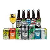 Brewdog Craft Beer Sampling Mixed Case with Brewdog Glass (12 Pack)