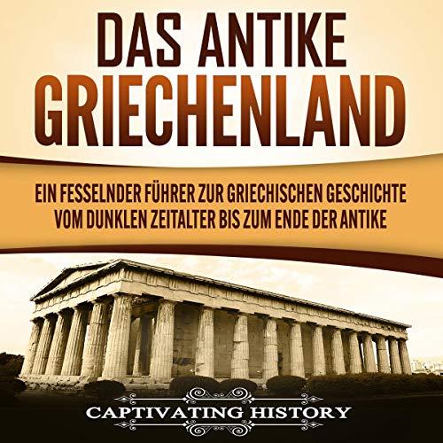 Das antike Griechenland Titelbild