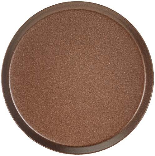 Metalen kandelaar, 8 cm 4 stuks mat brons